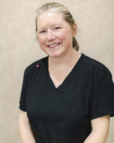 Team member Kathryn Dental Hygienist