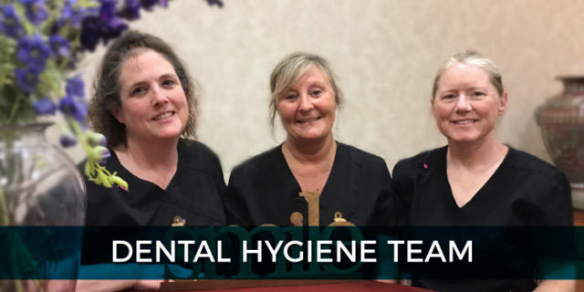 machiasdental dental hygiene team